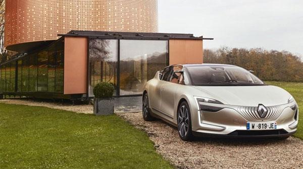 «سیمبیوز 2» خودروی 5 سال آینده رنو