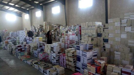 سردسته قاچاقچیان کتاب دستگیر شد