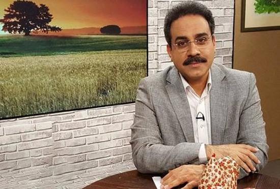 مجری تلویزیون: گلزار دچار توهم شده است!