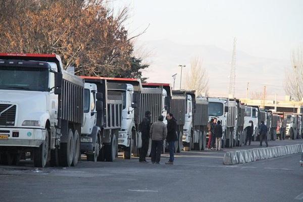 ناوگان حمل بار شرکتهای اروپایی جایگزین کامیونهای چینی شود