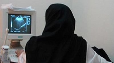 سونوگرافی در بیمارستانهای دولتی رایگان شد