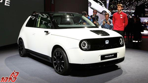 آغاز پیش فروش اولین خودروی برقی هوندا