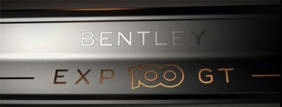 تیزر BENTLEY-EXP-100-GT