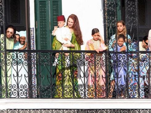 غیبت ۲ ساله ملکه مراکش