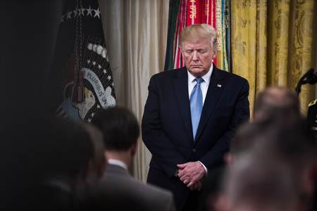 کاخ سفید آماده برای استیضاح ترامپ