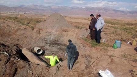 عامل انسانی باعث هدر رفتن 55 هزار متر مکعب آب شرب در نیشابور