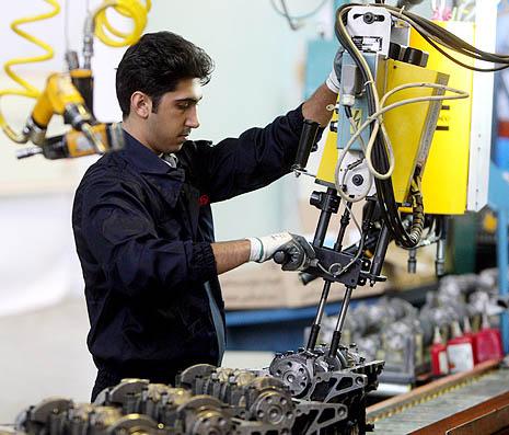 نهاده های تولیدی با قیمت جهانی و یا بالاتر به قطعه سازان فروخته می شود