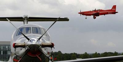 سقوط هواپیما در «داکوتای جنوبی» آمریکا
