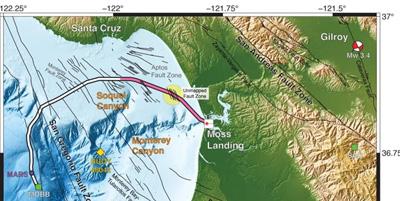 استفاده از کابل های مخابراتی برای کشف زلزله