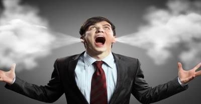 کنترل نکردن خشم مغز را کوچک میکند