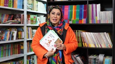 نسیم ادبی دومین سفیر کتابهای کودک و نوجوان شد