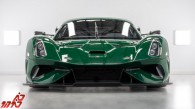 The loud, angry-looking Brabham BT62 is ready to race
