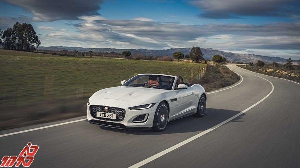 جگوار F-Type مدل 2022 وارد بازار می شود(عذاری)