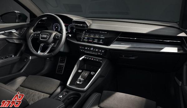 آئودی قیمت A3 و S3 مدل 2022 را اعلام کرد(عذاری)