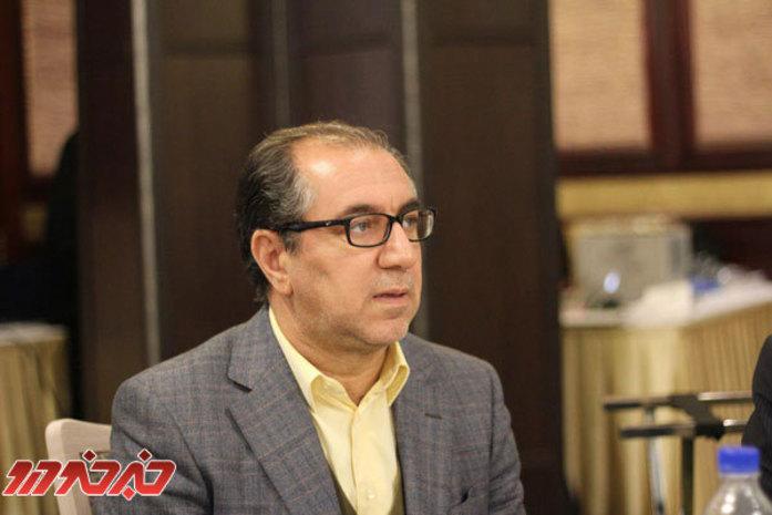 آقای حمید گرمابی - عضو کمیسیون صنایع و معادن مجلس شورای اسلامی
