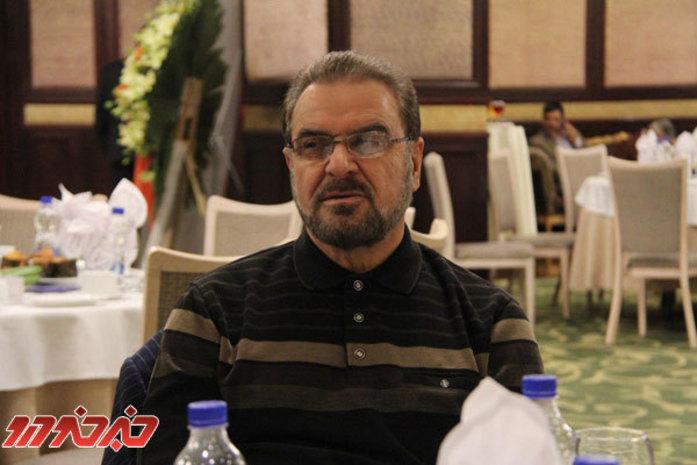آقای ولی ملکی - عضو کمیسیون صنایع و معادن مجلس شورای اسلامی