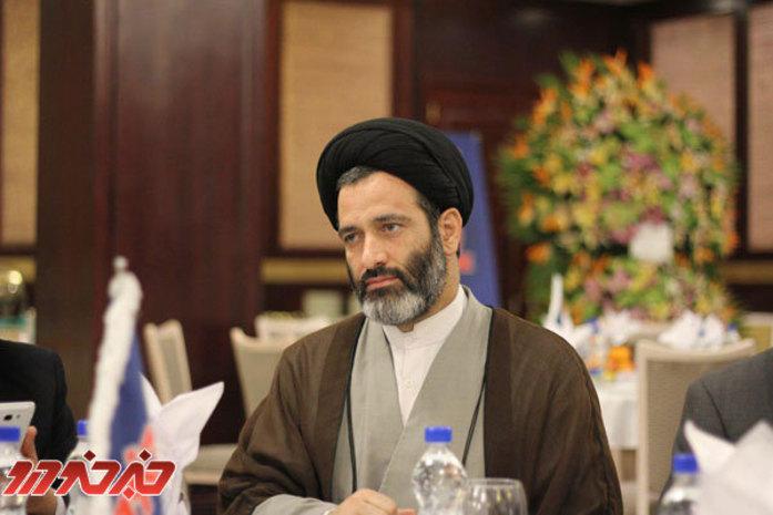 آقای سید جواد حسینی کیا - عضو کمیسیون صنایع و معادن مجلس شورای اسلامی