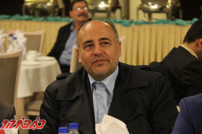 آقای محمدرضا منصوری - عضو کمیسیون صنایع و معادن و اصل نودم قانون اساسی