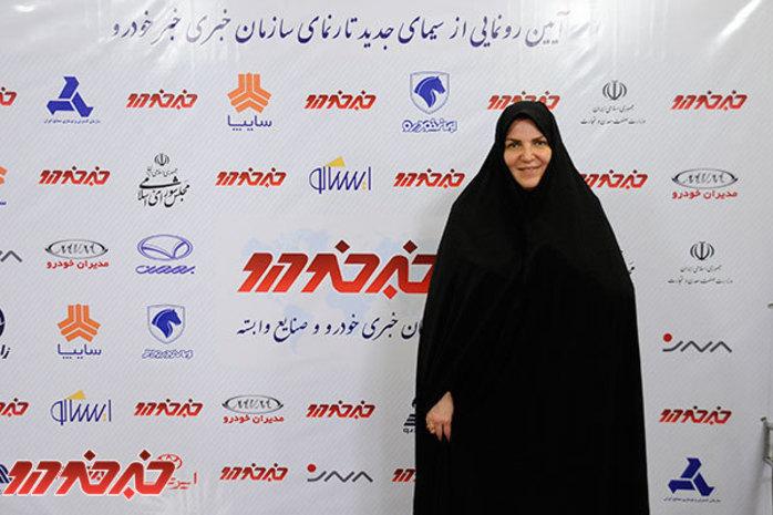 خانم معصومه آقاپورعلیشاهی - عضو کمیسیون اقتصادی مجلس شورای اسلامی